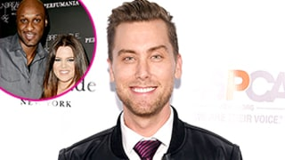 Lance Bass Gives Lamar Odom Update, Praises the Kardashians: They