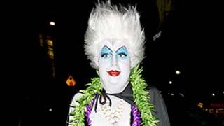Colton Haynes Is Unrecognizable as Ursula From The Little Mermaid for Halloween: Pics