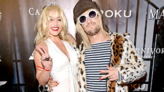 Mark Ballas, Girlfriend Brittany Jean Carlson Dress Up as Kurt Cobain, Courtney Love for Halloween: Photos!