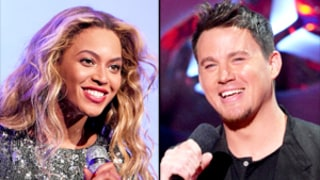 Beyonce, Channing Tatum to