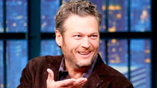 Blake Shelton Understands Why Christina Aguilera's Daughter Summer Rain Hates Him: Watch!