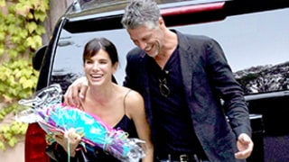 Sandra Bullock Looks Happier Than Ever With Hunky Boyfriend Bryan Randall -- See Their Adorable Photos