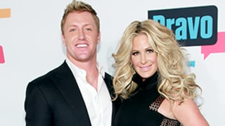 Kim Zolciak's Husband Kroy Biermann Paints His Toenails to Support Her After Her Heart Surgery: Pictures!