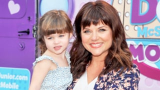 Tiffani Thiessen Doesn't Even Have to Try to Get Daughter Harper to Eat Her Veggies!