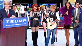 Good Morning America Halloween 2015: Hosts Dress Like Empire Stars, Donald Trump, Taylor Swift, and More!