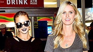 Paris and Nicky Hilton Prove That Even Going to the Gas Station Can Be Glamorous
