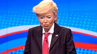 Kelly Ripa Does Donald Trump Better Than Donald Trump: See All the Live! With Kelly and Michael Costumes