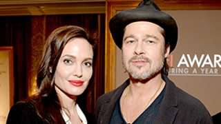 Angelina Jolie Says Her Marriage to Brad Pitt Is