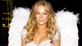 LeAnn Rimes Is Now a Victoria's Secret Angel… for Halloween: See a Picture of Her Costume