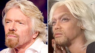 Tyra Banks Channels Sir Richard Branson for Halloween: See the Amazing Photos!