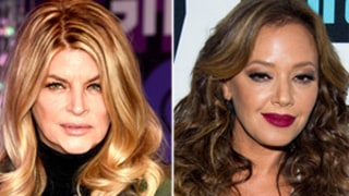 Kirstie Alley Retweets Jenna Elfman Quote Following Leah Remini Interview: