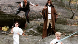 Neil Patrick Harris and His Kids Win Halloween Again With Amazing Star Wars Outfits
