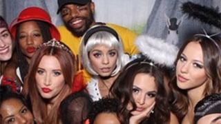Vanessa Hudgens Stages High School Musical Reunion at Her Halloween Party: Pics