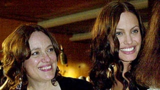 Angelina Jolie: My Late Mom Marcheline Bertrand Made Our Doctor