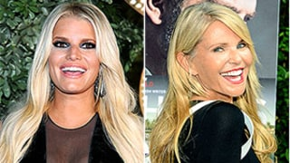 Jessica Simpson Reacts to Christie Brinkley's Halloween Costume Praise