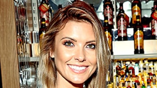 Audrina Patridge Debuts an Icy Blonde Bob With Dark Roots