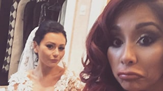 Snooki Shares the Only Photo She Took at JWoww's Wedding, Says She Was a