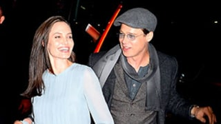 Brad Pitt, Angelina Jolie Hold Hands, Look So in Love at By the Sea Screening: Pictures