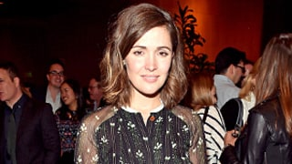 Pregnant Rose Byrne Debuts Baby Bump in First Red Carpet Appearance