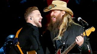 Justin Timberlake, Chris Stapleton Perform Practically Perfect Duet at CMA Awards 2015: Watch Now!
