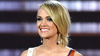 Carrie Underwood Lets Loose on a Mechanical Bull After Hosting the 2015 CMAs: Watch!
