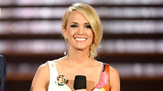 See All 12 of Carrie Underwood's CMA Awards 2015 Dresses in 20 Seconds: Video