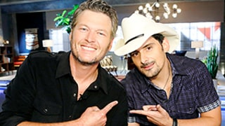 Blake Shelton Reacts to Brad Paisley's CMA Awards Joke About His Divorce From Miranda Lambert: See How He Responded!