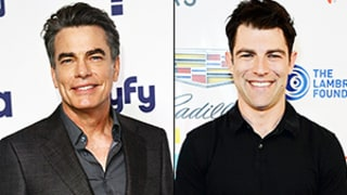 Peter Gallagher Cast as Schmidt's Dad on New Girl: Make the O.C. Connection!