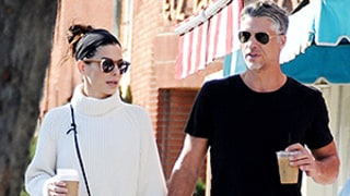 Sandra Bullock Holds Hands With Boyfriend Bryan Randall: Cute Pic!