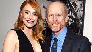 Ron Howard: I Want Daughter Bryce Dallas Howard to Cast Me in a Movie!