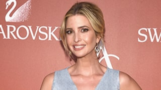 Ivanka Trump Slips on a Donald Trump Wig Backstage at SNL -- See the Pic!