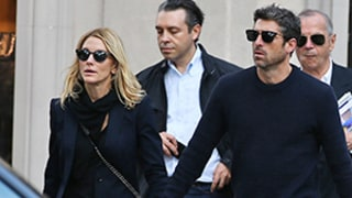 Patrick Dempsey and Estranged Wife, Jillian, Spotted Holding Hands in Paris: Photo