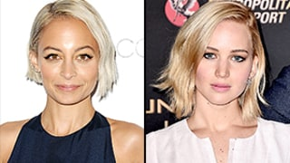 Nicole Richie Debuts Platinum Bob Just Like Jennifer Lawrence: Who Wore It Best?