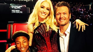 Gwen Stefani Shares Stunning New Pic of Herself With Blake Shelton, Says New Album Is Breakup Record