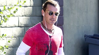 Gavin Rossdale Steps Out Wearing Band on Ring Finger After News of Affair With Nanny: See the First Photos