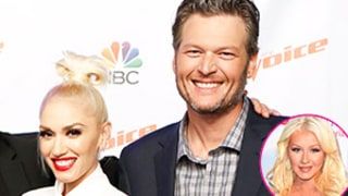 Christina Aguilera Approves of Gwen Stefani, Blake Shelton Dating: