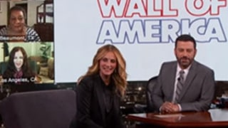 Julia Roberts Meets Nine Other Julia Roberts' On Jimmy Kimmel Live: Watch!