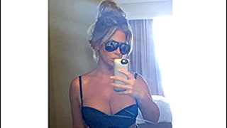 Kim Zolciak's Waist Looks Skinnier Than Ever in Her Vacation Bikini Selfie