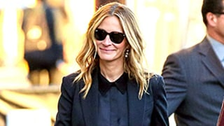 Julia Roberts' Slim Legs Look Incredible in $948 Leather Leggings: Find Out the Exact Style!