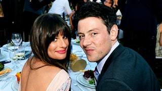 Lea Michele Shares Throwback Photo With Late Boyfriend Cory Monteith