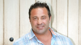 Joe Giudice Gets Job at Prison Gym, Makes $100 a Month