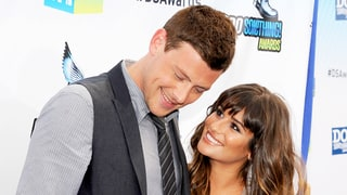 Lea Michele Reveals the Gift Stevie Nicks Gave Her After Cory Monteith Died