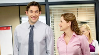 John Krasinski on Jenna Fischer's 'Genuinely in Love' Comment: 'I Feel Bad for Her'