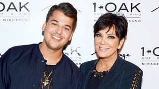 Kris Jenner, Kardashian Family Think Rob Kardashian Is 'Making a Mistake' With His Engagement to Blac Chyna