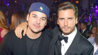 Scott Disick: Rob Kardashian Didn't Want Fame, 'Got Caught in the Middle' of It