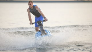 Test Ride: One Rad Afternoon with the Gratis X1 Electric Personal Watercraft