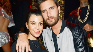 Scott Disick Jokes He's Getting Back Together With Kourtney Kardashian on Snapchat