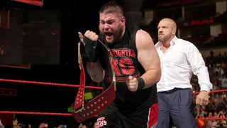 'WWE Raw': Triple H Hands Kevin Owens Universal Championship