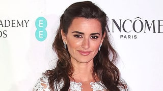 Penelope Cruz's Lace Shift