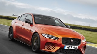 Jaguar Launches Its Fastest Production Car Ever